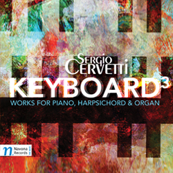 Keyboard3, Sergio Cervetti